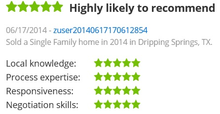 Jeff Coffman Zillow reviews